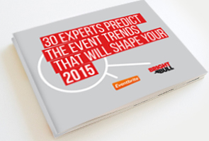30 experts predict their event industry trends for this year [SlideShare]