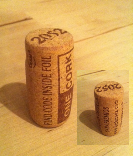 What a wine cork can achieve in marketing - something to learn from spanish wines