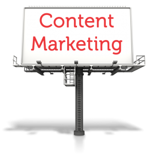 Content marketing is hot - but everyone's doing it!