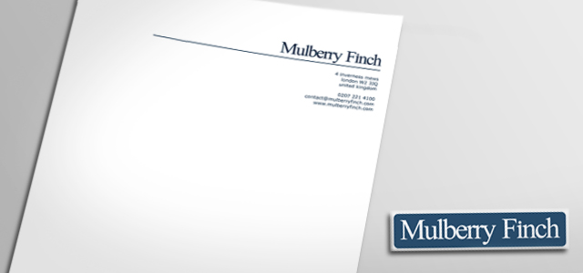 Mulberry Finch