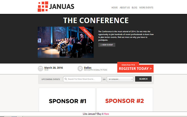 Januas-TheBest-Event-Website-Templates