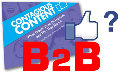 Using Facebook for B2B marketing: Our views on Marketo's research