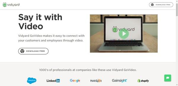 vidyard-website